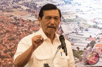 Luhut jamin bom bunuh diri di Medan tak ganggu investasi