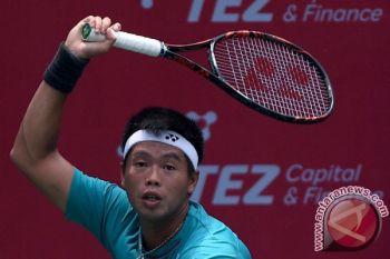 Empat petenis terpilih dari Seleknas Piala Davis
