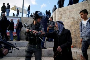 Puluhan ribu warga Jordania protes Trump mengenai Yerusalem