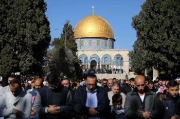 Ratusan orang Palestina cedera dalam bentrokan dengan pasukan Israel