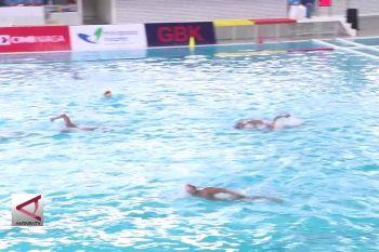 Tim Polo Air Putra DKI Kalahkan Jabar 7-12