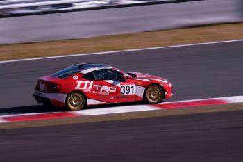 Pebalap Toyota Indonesia berhasil finis di Gazoo Racing 2017