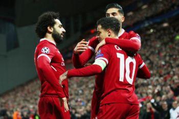 Liverpool amankan posisi empat berkat kemenangan 4-0 di Bournemouth