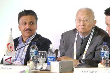 INASGOC Bahas Kesiapan Asian Games di Pertemuan CDM
