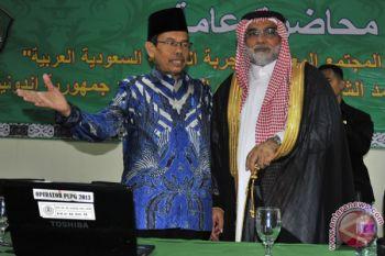 Kuliah Umum Dubes Saudi