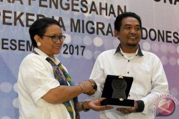 Penghargaan Peduli Buruh Migran