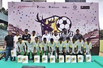 UC Bola Remaja kirim pemenang ke Chelsea Soccer Camp