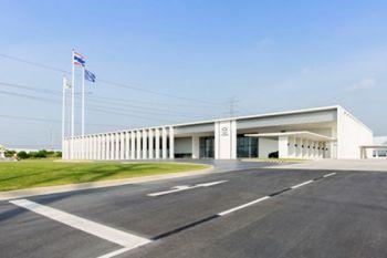 Mazda mulai produksi mesin di Thailand