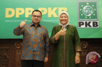 Ida Fauziah dapat restu Rais Aam PBNU