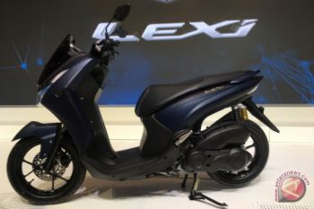 Yamaha Lexi mulai didistribusikan pertengahan April