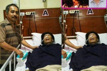 Lama tak kelihatan, aktor Advent Bangun ternyata sibuk ceramah
