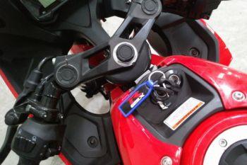 Suzuki sediakan varian baru GSX-R150 dengan anak kunci