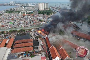 Museum Bahari terbakar, tak ada korban jiwa
