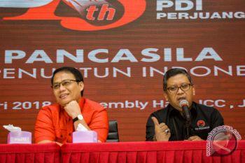 PDIP berharap partai pendukung tak mundur setelah Jokowi tetapkan cawapres