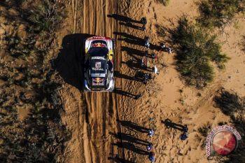 Carlos Sainz amankan kemenangan perpisahan Peugeot di Dakar