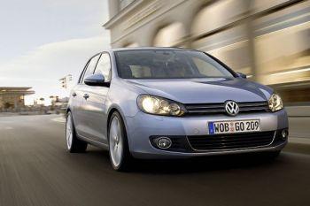 VW Golf generasi ke-8 mulai diproduksi tahun depan