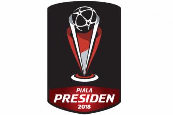 Klasemen sementara Piala Presiden 2018