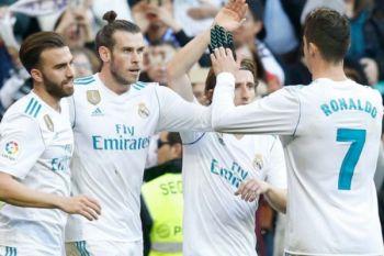 Real Madrid mengamuk, ganyang Deportivo 7-1