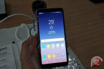 Pakai kamera ganda di depan, Samsung lirik pasar selfie?