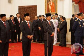 Pelantikan Pejabat Negara