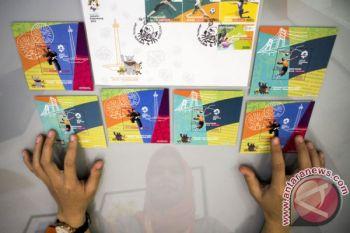 Pos Indonesia luncurkan perangko edisi khusus Asian Games