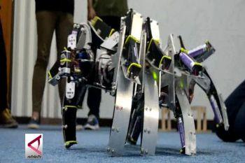 Robot 'Transformers' karya Mahasiswa Riau