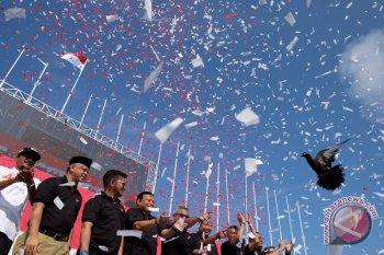 Komponen masyarakat Banjarbaru deklarasi pemilu damai