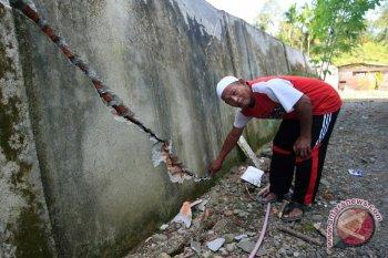 Gempa 5,4 SR guncang Aceh Barat