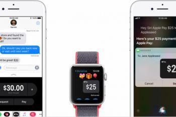 Apple Pay Cash mulai meluncur secara global