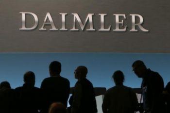 Geely beli saham Daimler demi akses teknologi