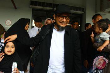 Novel Baswedan Tiba Di Tanah Air