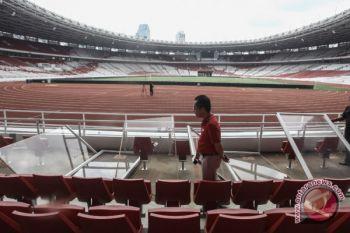 Kerusakan Stadion Utama GBK