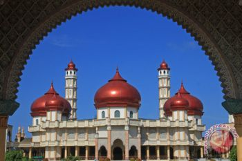 Krisis air bersih landa Masjid Agung Meulaboh