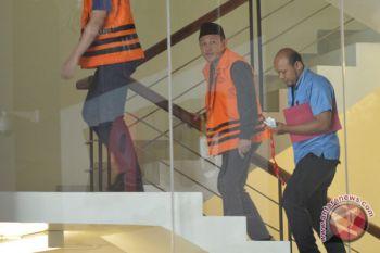 Pemeriksaan Bupati Lampung Tengah