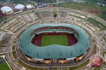 Stadion Pakansari Venue Asian Games 2018