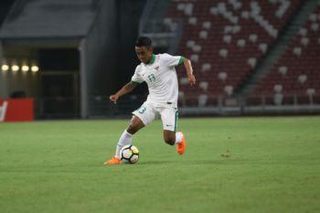 Timnas U-23 Indonesia taklukkan Singapura 3-0