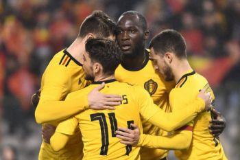 Lukaku cetak dua gol untuk Belgia tundukkan Panama