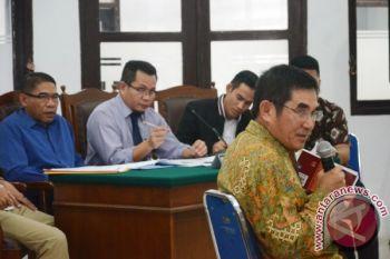 Sidang sengketa Pilkada Makassar diwarnai kericuhan
