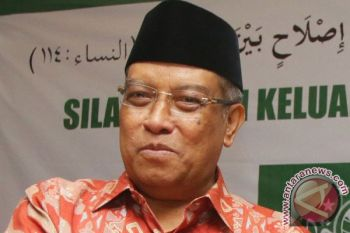Said Aqil: Mahfud MD tidak pernah minta Kartu NU
