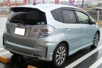 "Honda ""recall"" puluhan Jazz Hybrid di China"