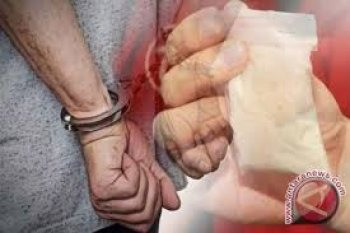 Oknum polisi ditangkap bawa sabu di bandara