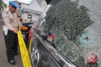Kasus penembakan mobil pejabat