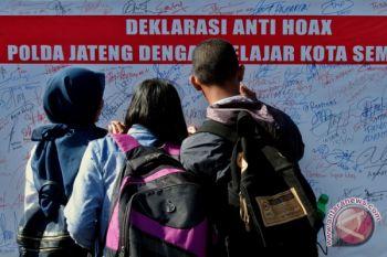 Deklarasi anti hoax pelajar