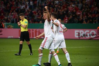 Eintracht melaju ke final Piala Jerman untuk tantang Bayern