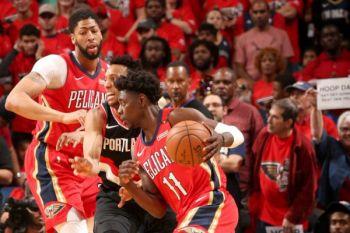 Pelicans jadi tim pertama melenggang ke semifinal wilayah