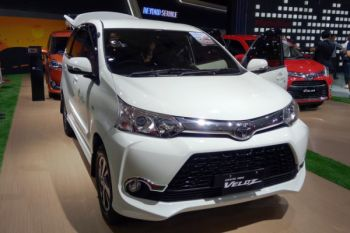 Toyota tak ingin buru-buru hadirkan Avanza baru