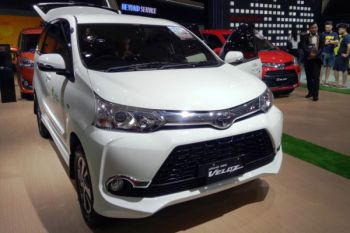 Toyota diskon Avanza hingga Rp25 juta di IIMS