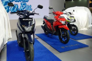 Suzuki Nex II resmi dijual, ditarget laku 5.000 unit per bulan