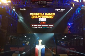 Indonesia Games Championship digelar hingga akhir pekan