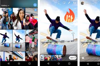 Instagram hapus screenshot Stories